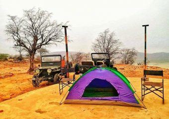 Camping with your 4×4 Beasts