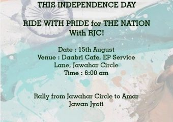 Ride With Pride for Nation With RJC